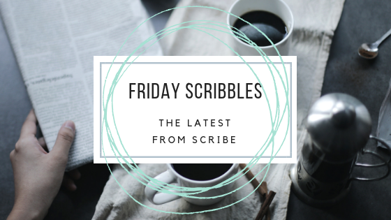 content marketing update from Scribe On Demand